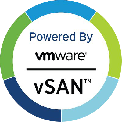Powered By VMware vSAN