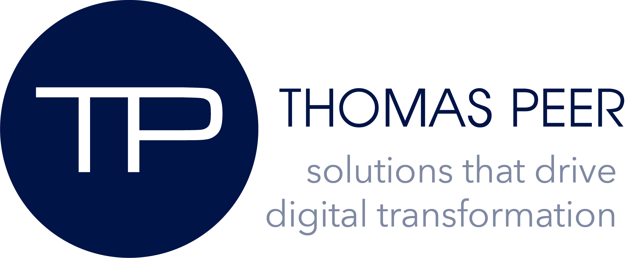 Thomas Peer Solutions